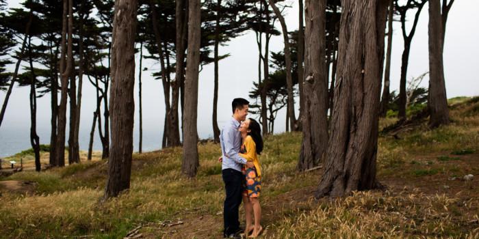 Rachel+Josh Engagement   San Francisco, CA