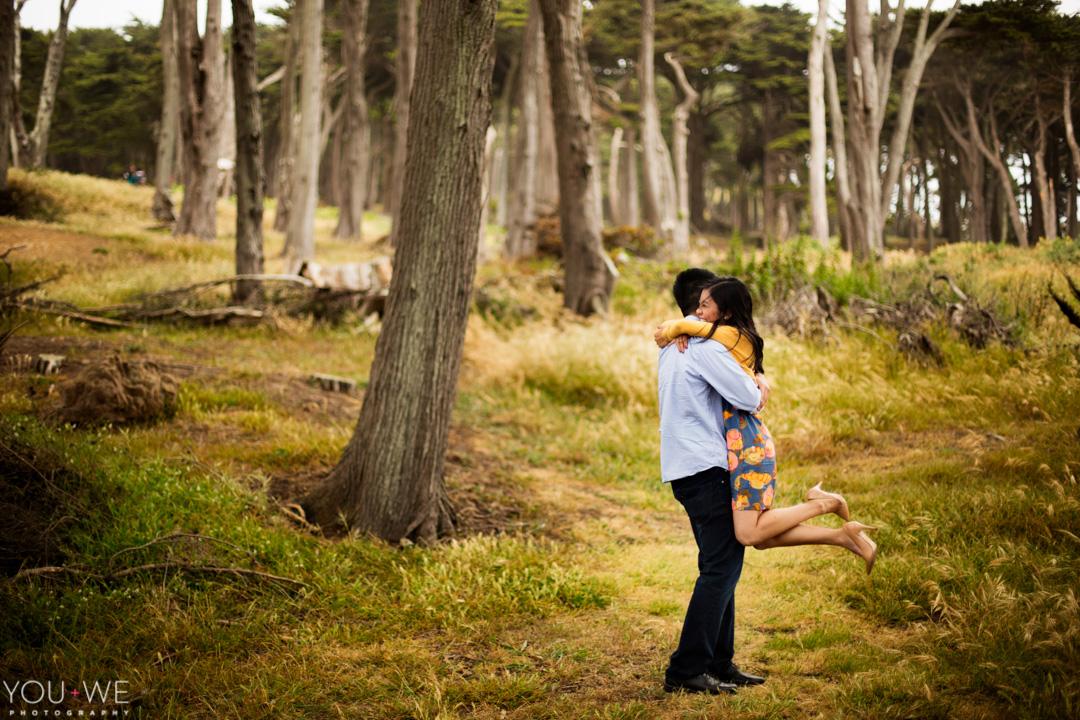 San Francisco Engagement San Francisco Wedding Photography-2
