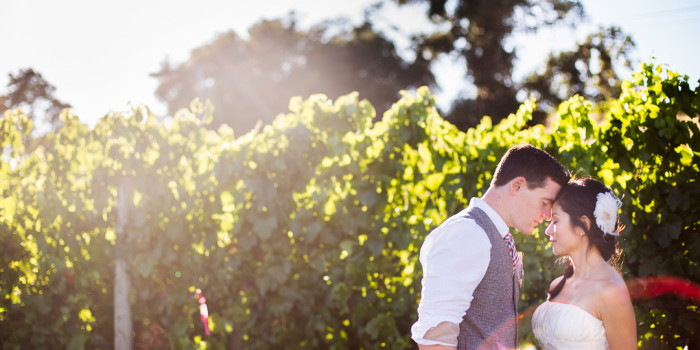Kyoko+Devin Wedding | Robert Young Estate Winery