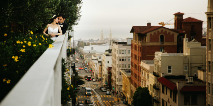 Xaviere+Aden Wedding, San-Francisco, CA