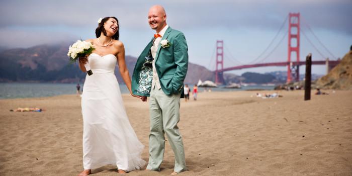 Sasha+Vladimir Wedding | San-Francisco, CA