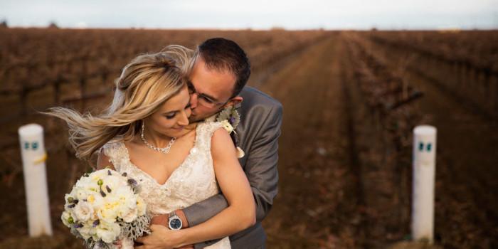 Jenny+Greg Wedding | Mendota, CA