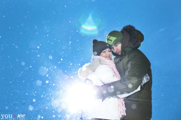 Alik+Olya :: Engaged :: Pevek, Chukotka