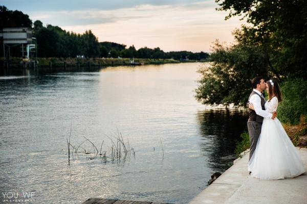 Sasha+Natalia Wedding | Maastricht, Netherlands